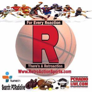 RetroAction Sports - 3/8/17