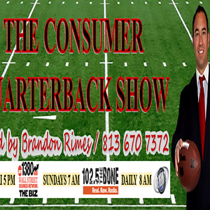 The Consumer Quarterback Show 6/28/2017 ft joe Cairns, John Gatson and Anthony Pugliese