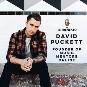 38: Creator of Music Mentors Online, David Puckett Interview Part 1