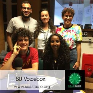 S.U. Voicebox Episode 3 - Freshers Fortnight on the Horizon