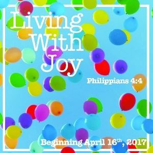 Living with Joy from Day to Day