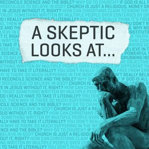 Sunday, May 7: A Skeptic Looks at Suffering (The Journey)