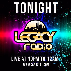 LEGACY RADIO - MAY 31