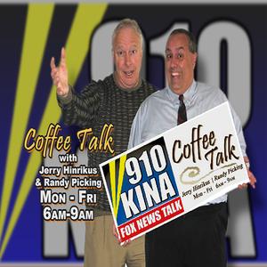 Coffee Talk: North Korea, General Flynn, and More (4/28)