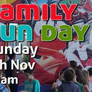 Family Fun Day - Dean Burnett