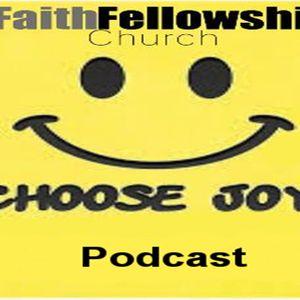 Choose Joy - Pastor Dan McLaughlin 7/9/2017