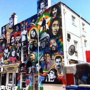 Interview With Brighton Artist Sinna One - Youth work and the art world