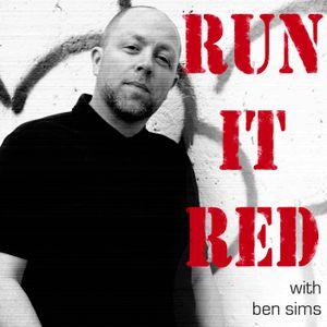 Ben Sims 'Run It Red' 033