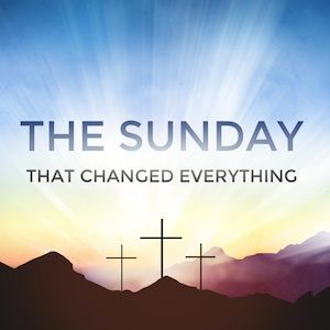 The Sunday that changed everything