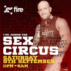 SEXCIRCUS - LEE HARRIS IN THE MIX