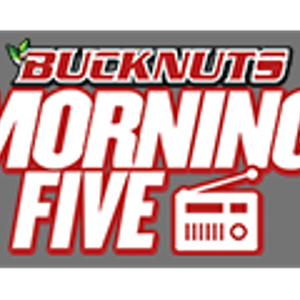 Bucknuts Morning 5: May 18, 2017