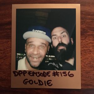 Goldie - Distraction Pieces Podcast with Scroobius Pip #156