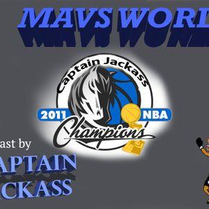 Mavs World Ep. 32 - Season Recap, Tanking, The Rockets Will Probably Choke