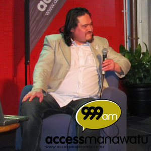 On Point With Karl Pearce Podcast Special - Teanau Tuiono (Green Party Candidate)