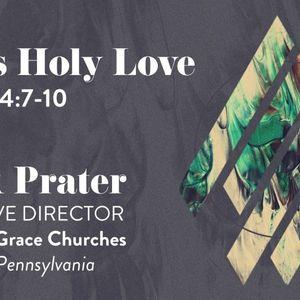 God's Holy Love