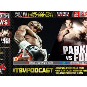 Joseph Parker vs. Hughie Fury Set for the UK, Guillermo Rigondeaux Gets Robbed?