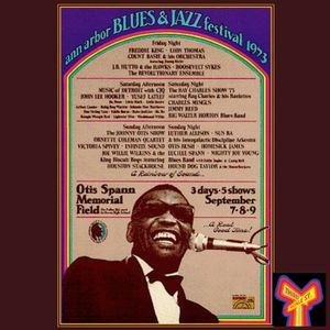 Music from the 1973 Ann Arbor Blues & Jazz Festival (Hour 2)
