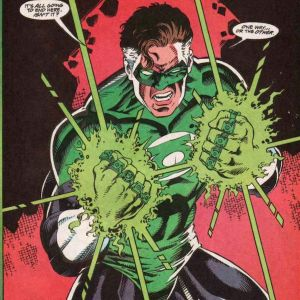 Character Corner: Green Lanterns Part 1 - The Rise & Fall of Hal Jordan