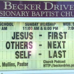 10-08-17 AM - Elder Jr Mullins - Do what God would have you to do