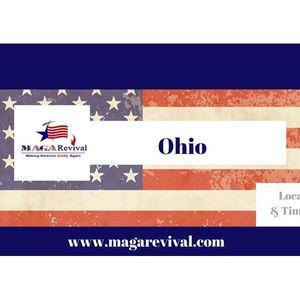 MAGA Revival - 50 Dayz a Blaze - Prayer for Ohio