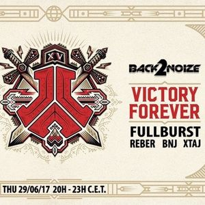 Reber Live @ Back2Noize Radio - Special Defqon.1 Show (29.06.2017)
