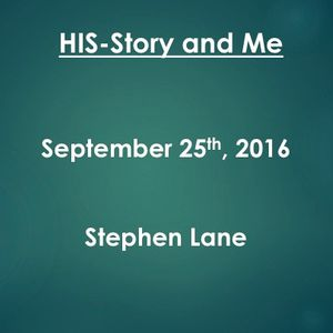 HIS-Story and Me (Audio)