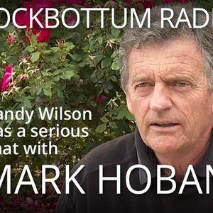 Randy Wilson with Mark Hoban:  Biochar to RiverJuice, beekeeping, and the Air2G2