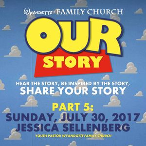 """Our Story Part 5: """"Jessica Sellenberg"""""""