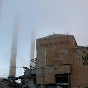 How did the closure of the Hazelwood Power Station impact the local community?