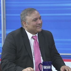 Newsmakers 6/23/2017: TF Green CEO Iftikhar Ahmad; reporters' roundtable