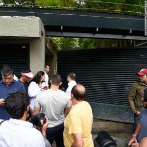 Tarek William Saab se niega a responder sobre el estado de salud de Leopoldo López