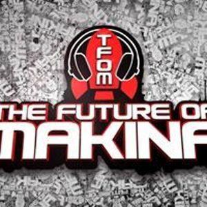 DJ DISTORTER MC BOUNCIN LIVE ON THE FUTURE OF MAKINA 6TH JANUARY 2017 PART 2