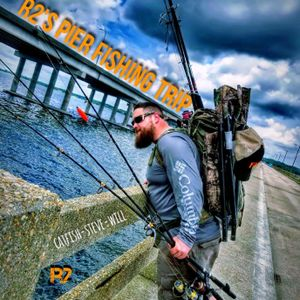 Rut and River Pursuits - Pier Fishing!