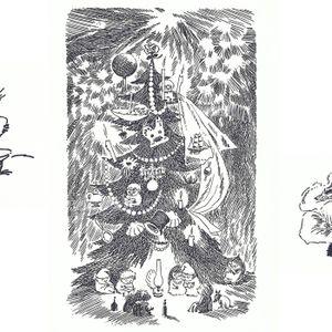 Granen - en julsaga från Mumindalen, del 1 av 2