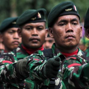 Power play by the Indonesian military