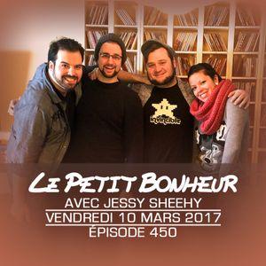 LPB #450 - Jessy Sheehy - Ven - Show de télé obscure et grosses pétitions sales!