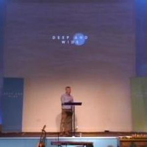 Pastor Trevor Ramsey: DEEP & WIDE. Ephesians 6 v 21-24
