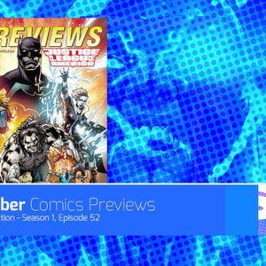 Episode 52 – December Comics Previews