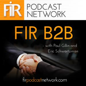 FIR B2B #66: The Robot Who Fooled Me, Block That Buzzword and Domain Name Insanity