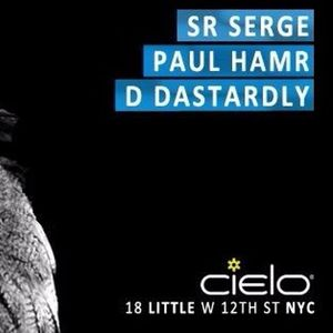 Cielo NYC LIVE - Winter 2016 - D. Dastardly - Part 2