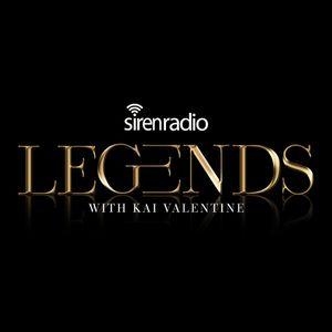 Legends on Siren Radio - Episode 59 (20th December 2017 - Christmas Number 2's: Part 1)