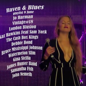 Raven and Blues 9 June 2017