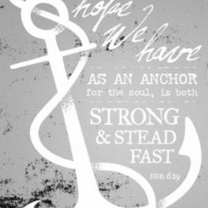 An Anchor For Your Soul