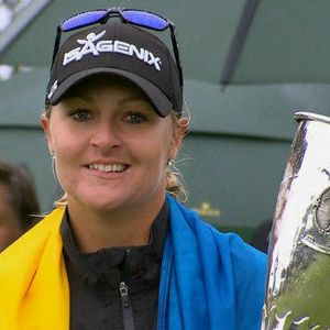 One-on-One with Evian Championship winner Anna Nordqvist