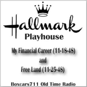 The Hallmark Playhouse - 2 Episodes From 1948