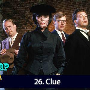 26. Clue