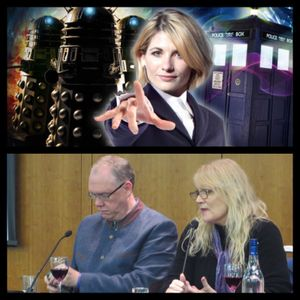 Tim's Take On: Episode 393(The 13th Doctor is annouced/Daphne Ashbrook at The Capitol II)