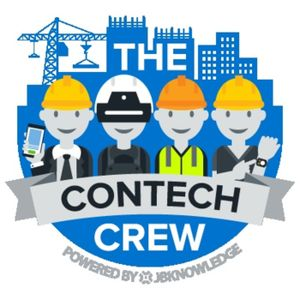The ConTechCrew 101: Improving Project Efficiency Though Tech with Mark Decker from Jacobsen Constr.