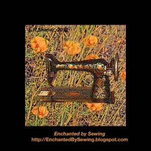 EnchBySew-55: A Pocket for Sukey  (Pattern Work)