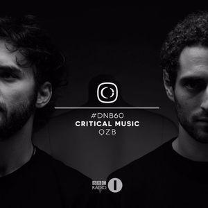 QZB | #DNB60 | Critical Music | BBC Radio 1 | Friction D&B Show
